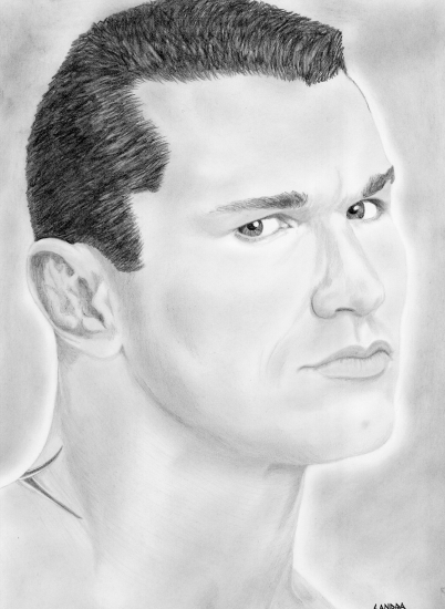 Randy Orton by cell40
